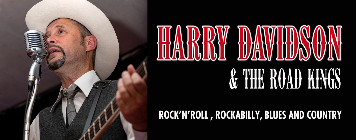 Harry Davidson & The Road Kings Live