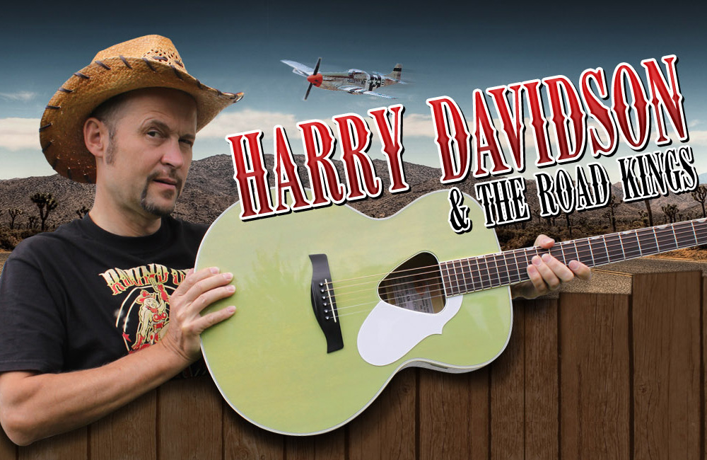Harry Davidson Official Site